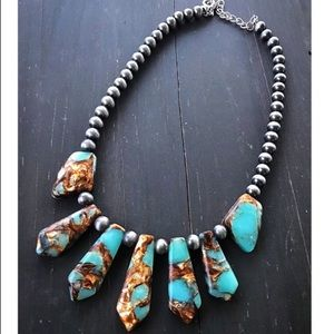 Jewelry - Navajo Pearl Necklace